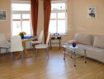 Wingst - Apartamenty Ferienwohnung van Diepen (WGT111)