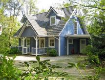 Wingst - Vakantiehuis Ferienhaus mit Sauna (WGT300)