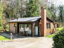 Wingst - Vacation House Ferienhaus Waldhüttenzauber (WGT129)