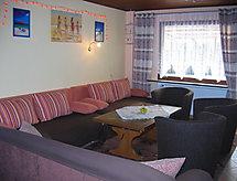Ferienhaus Seestern mit Fernseher und Mikrowelle