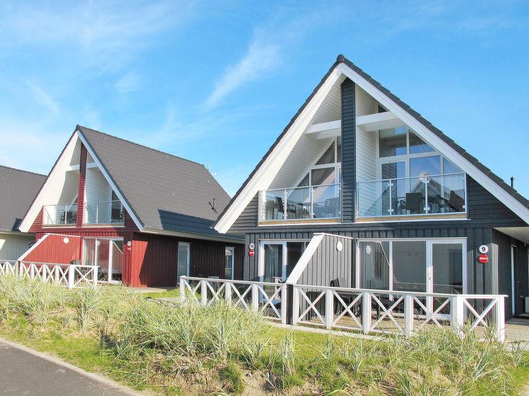 Ferienhaus mit Sauna (WTO111)