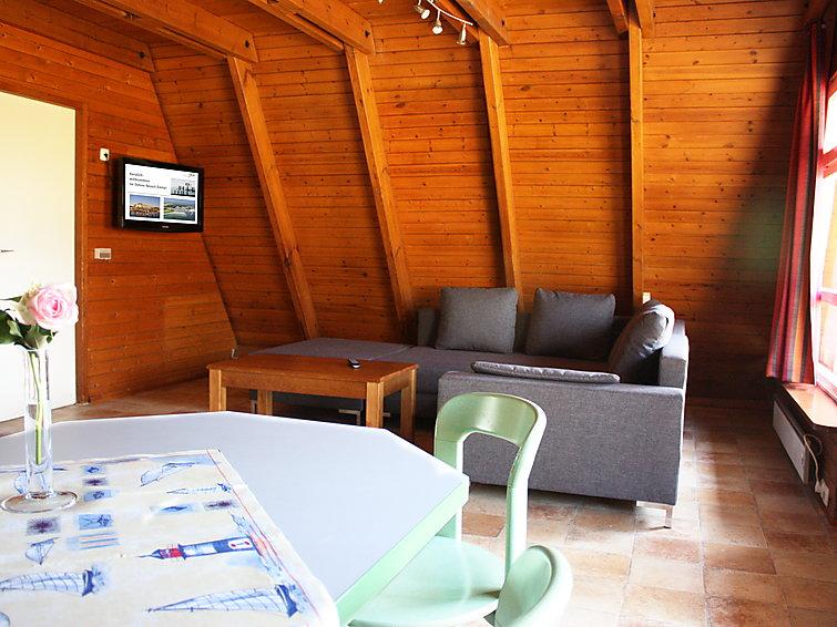Ferie hjem Ostsee Resort Damp med opvarmet pool og halvpension