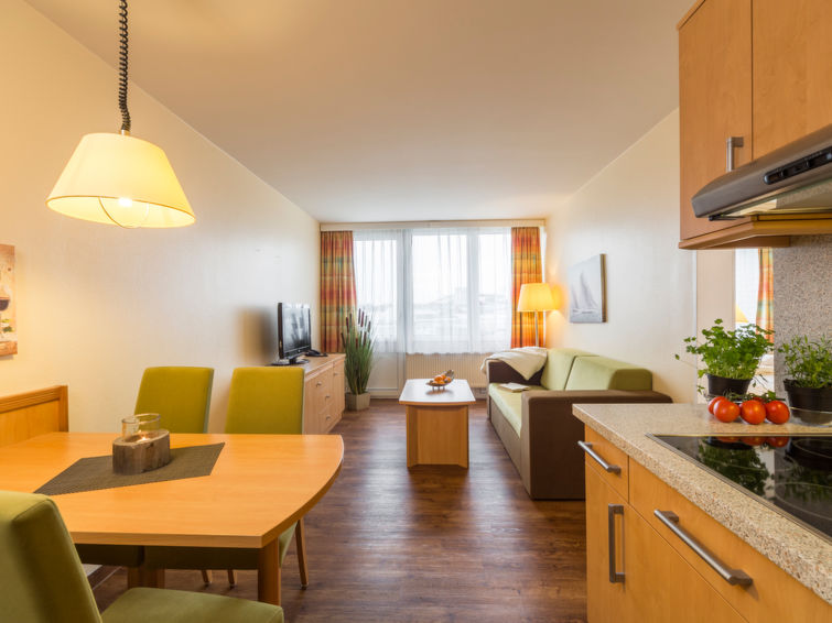 Apartamento De Férias Weissenhäuser Strand