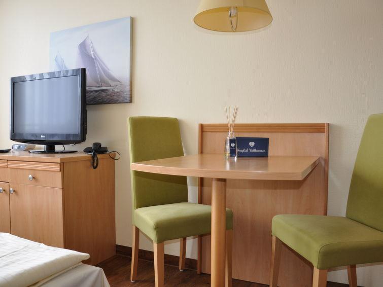 Apartamento de vacaciones Weissenhäuser Strand