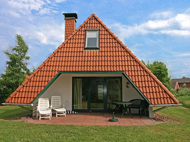 Casa de vacaciones Cuxland Ferienparks