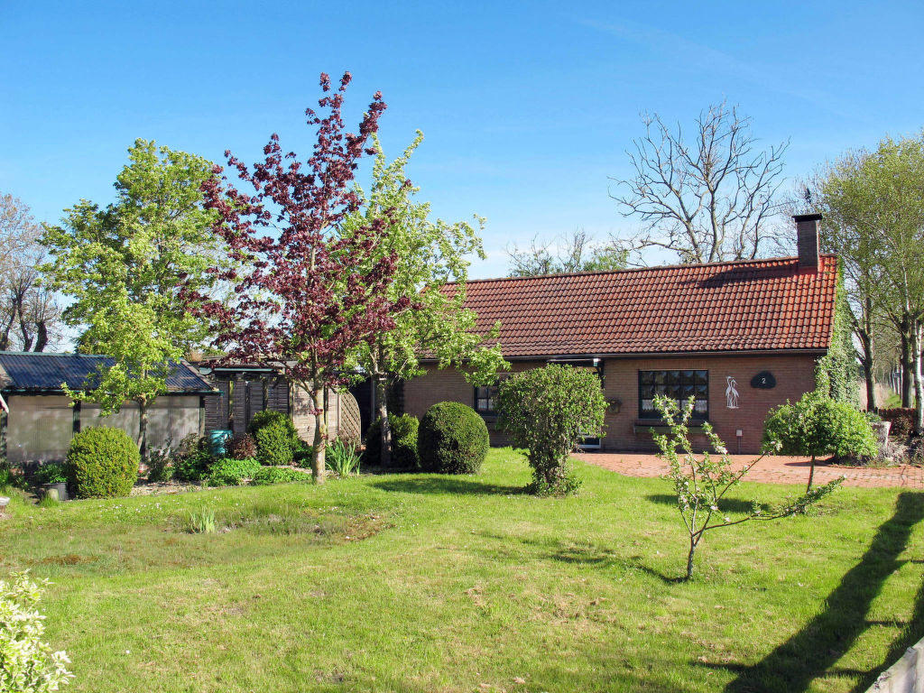 Ferienhaus Ferienhaus Beckers (DTZ101) Ferienhaus in Ditzum