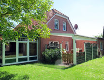 Ditzum - Vakantiehuis Ferienhaus am Tief (DTZ102)