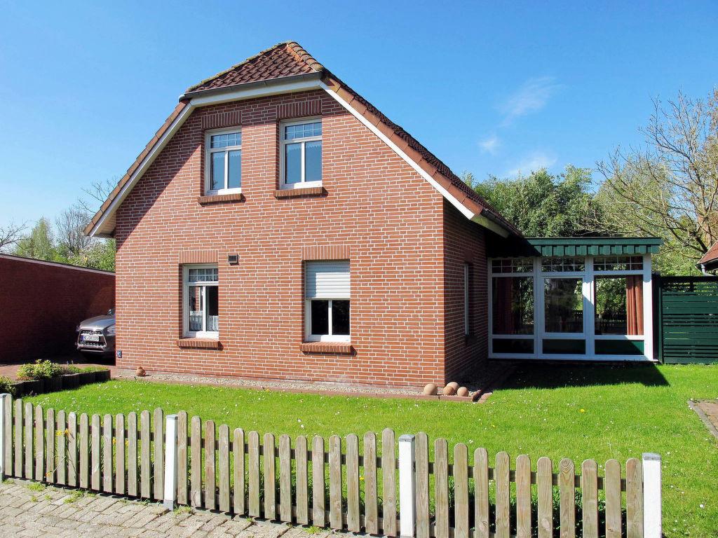 Ferienhaus Ferienhaus am Tief (DTZ102) Ferienhaus in Ditzum