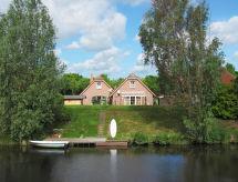 Timmel - Maison de vacances Dat Fehnhus (TIM125)