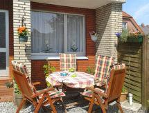 Borkum - Apartment Ferienhaus Kormoran (BOK100)