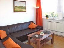 Borkum - Apartment Ferienhaus Kormoran (BOK101)