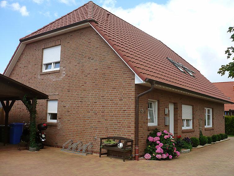 Ferie hjem Reissmann med parkering og til golf
