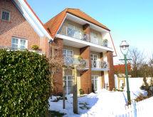 Norddeich - Appartement Dehne