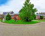 Holiday House Mondmuschel, Norddeich, Summer