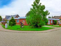 Norddeich - Vakantiehuis Herzmuschel