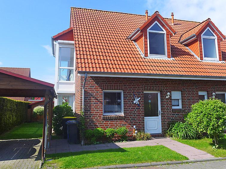 Ferienhaus Aquantis in Norddeich, Deutschland DE2981.405.1 | Interhome