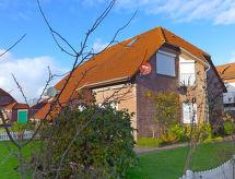Norddeich - Vakantiehuis Sandmuschel