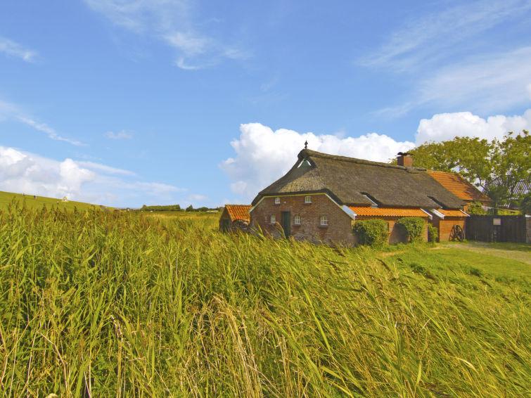 Ferie hjem Itzendorfer Rott med wlan og gårdhave