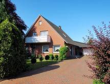 Norddeich - Apartment Ferienhaus Lilly (NDD206)