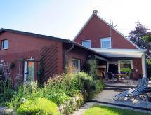 Norddeich - Maison de vacances Ferienhaus Lilly (NDD206)