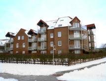 Norddeich - Appartement Baltrum-Badestrasse
