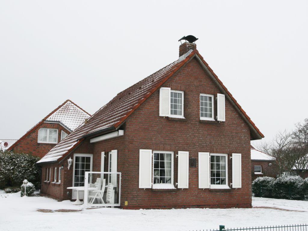 Ferienhaus Sonnenschein Ferienhaus in Ostfriesland