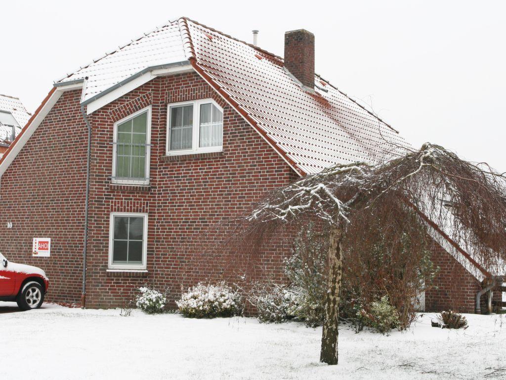 Ferienhaus Ahoi Ferienhaus in Ostfriesland