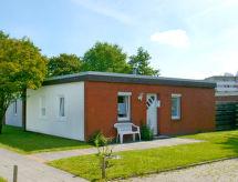 Norddeich - Ferienhaus Kajüte