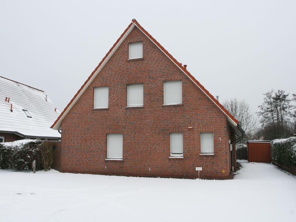 Ferienhaus Storchennest Ferienhaus in Ostfriesland