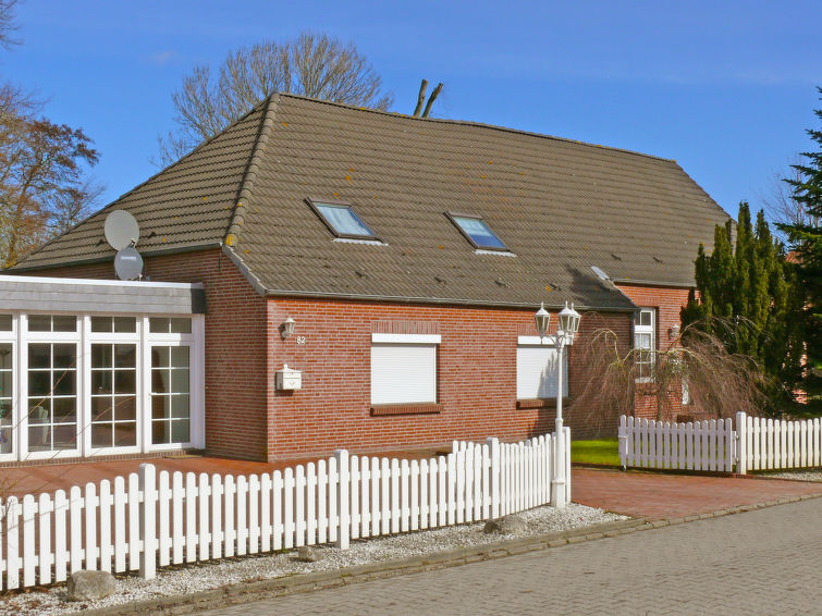Ferie hjem Reithammer Weg med have og til sletter cykling