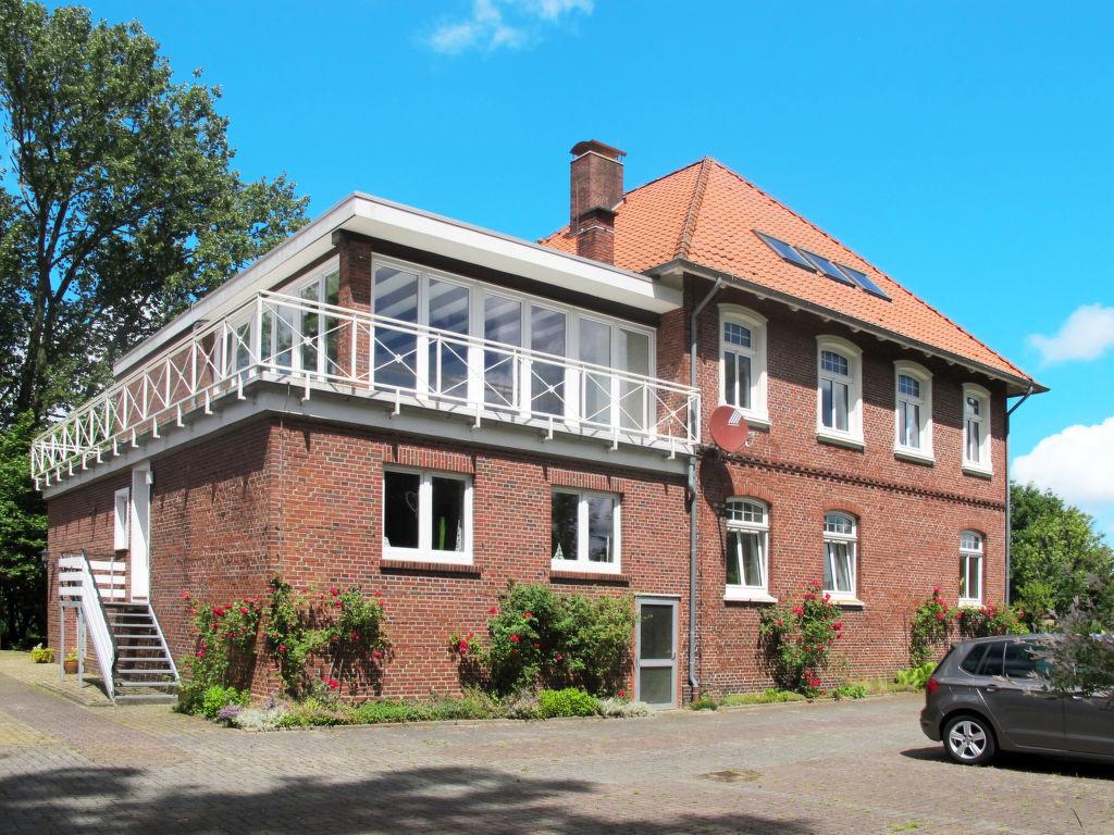 Ferienwohnung Villa Butterburg Ferienwohnung in Ostfriesland