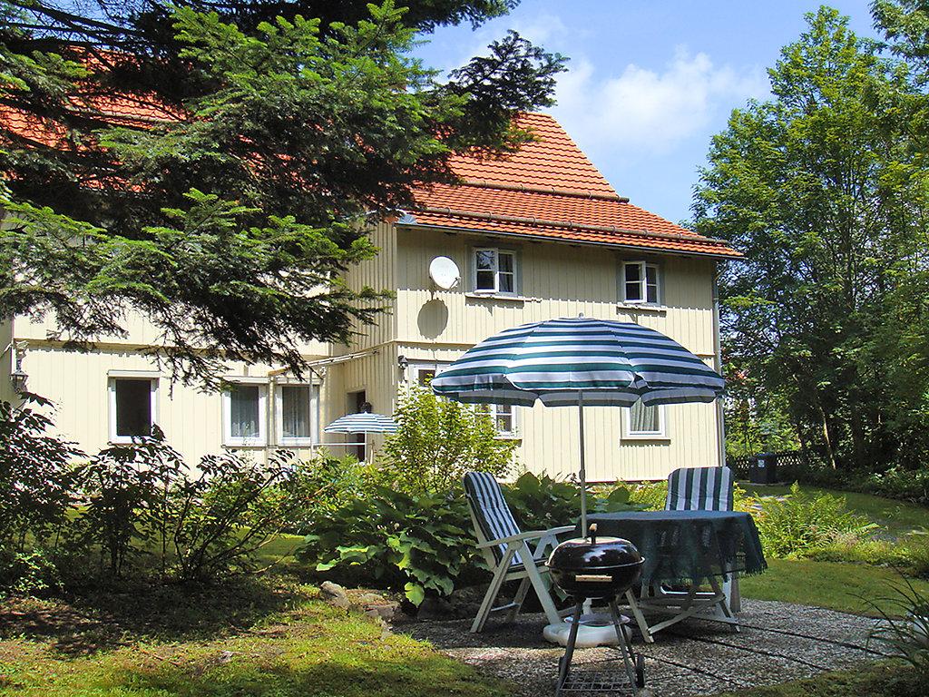 Ferienwohnung Altes Forsthaus Sösetal