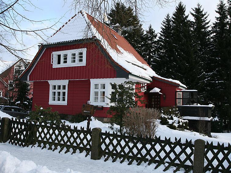 Haus Abraxas - Chalet - Braunlage