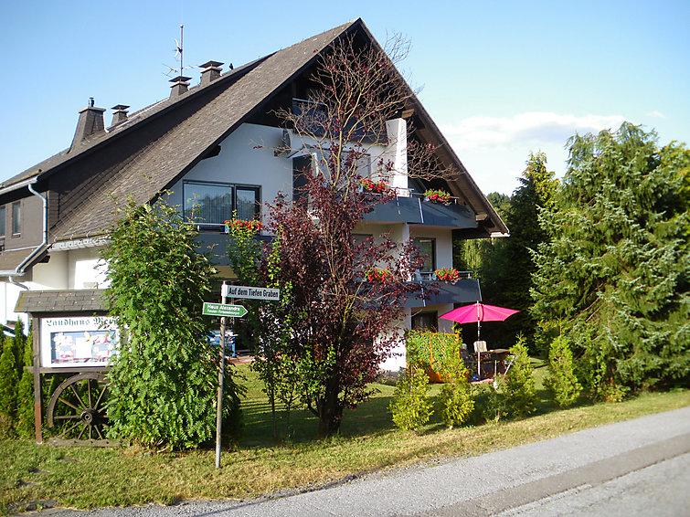 Kamer appartement Meran (2p) in Willingen, Sauerland (DE5790.607.1 )