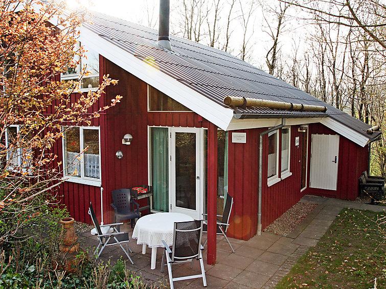 Ferie hjem Ferienpark Extertal med mikrobølgeovn og sauna
