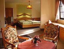 Hotel zum Walde inclusief ontbijt en met douche