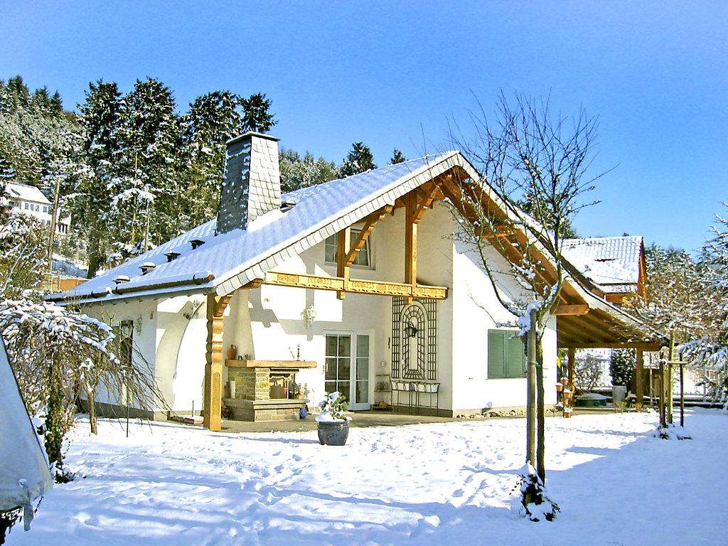 Ferienhaus Haus Schwallenberg Ferienhaus in der Eifel