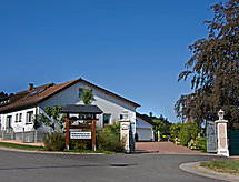 Haus Kottenborn com leitor de dvd e para equitação