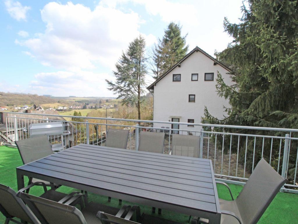 Ferienwohnung Eifelnatur (Haus 2) Ferienwohnung in der Eifel