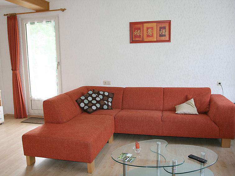 Gezellig en leuk Appartement(4p) Der kleine Dachs in Sauerland (I-493)