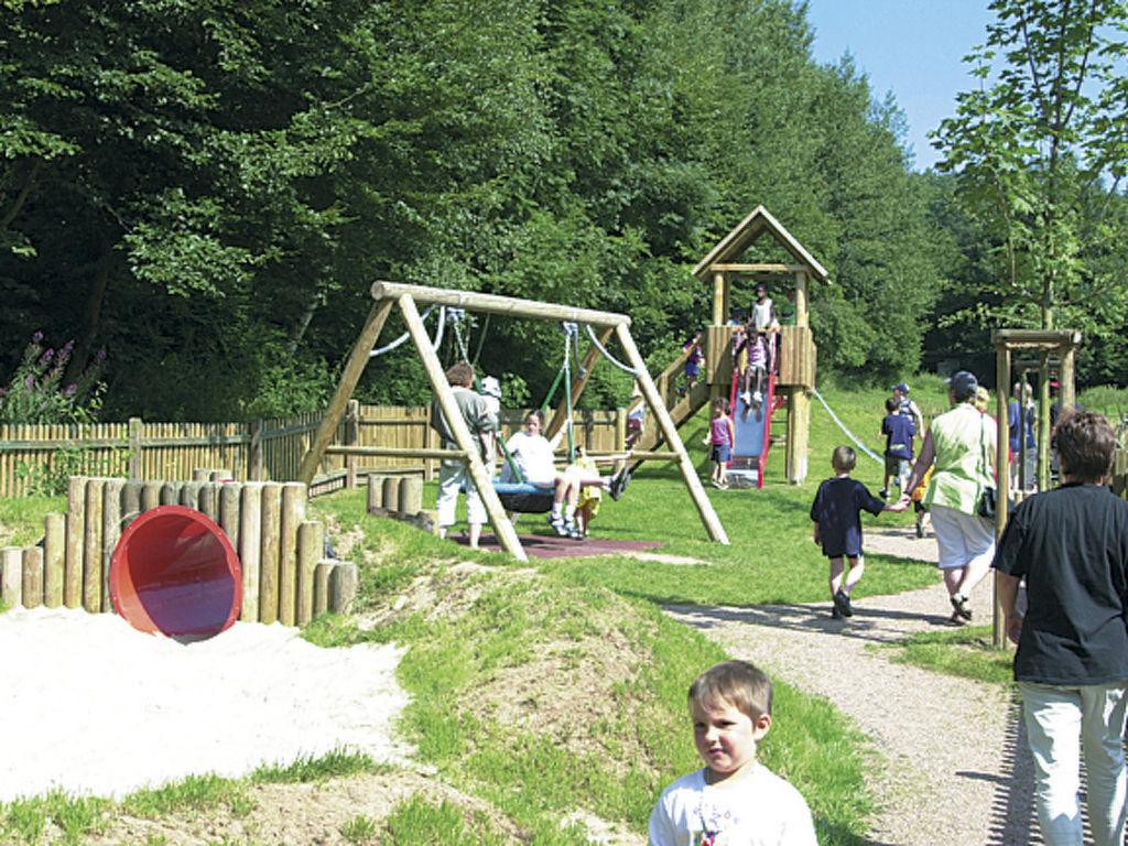 Ferienhaus Ferienpark Ronshausen (ROH110) (115049), Ronshausen, Nordhessen, Hessen, Deutschland, Bild 10