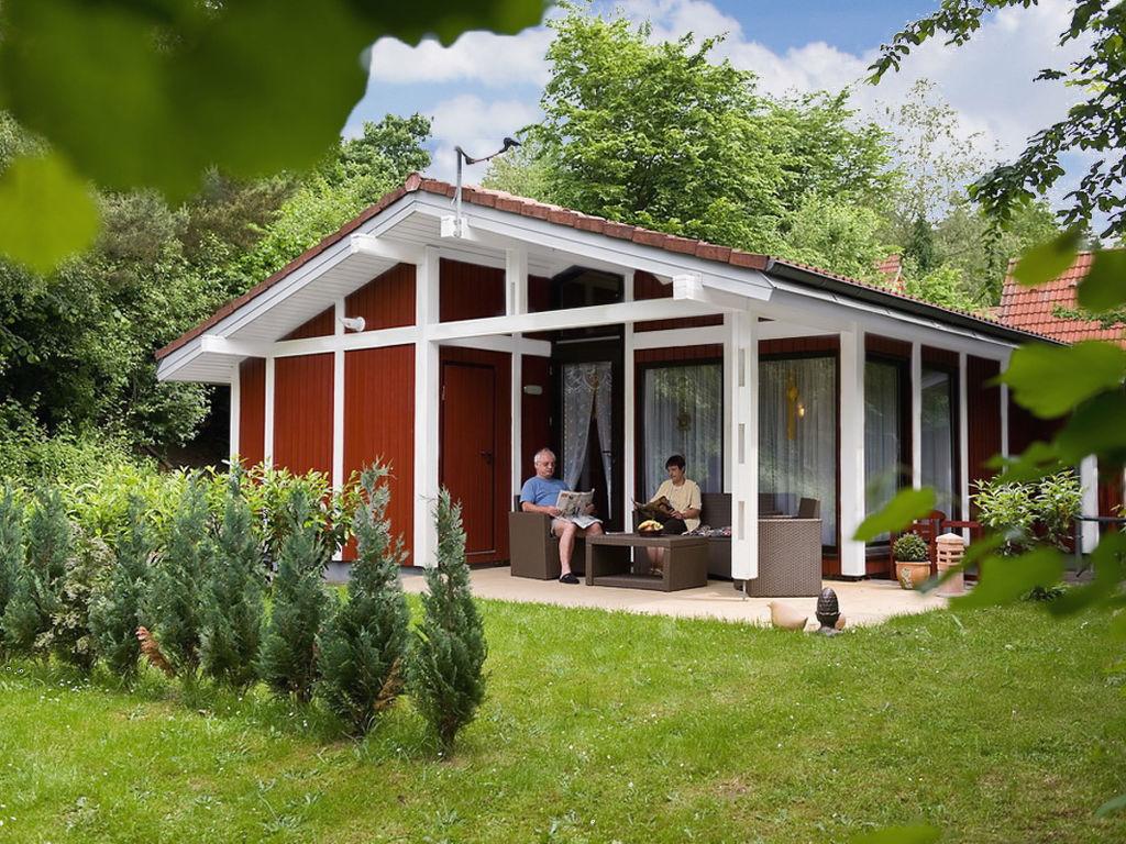 Ferienhaus Ferienpark Ronshausen (ROH110) (115049), Ronshausen, Nordhessen, Hessen, Deutschland, Bild 1