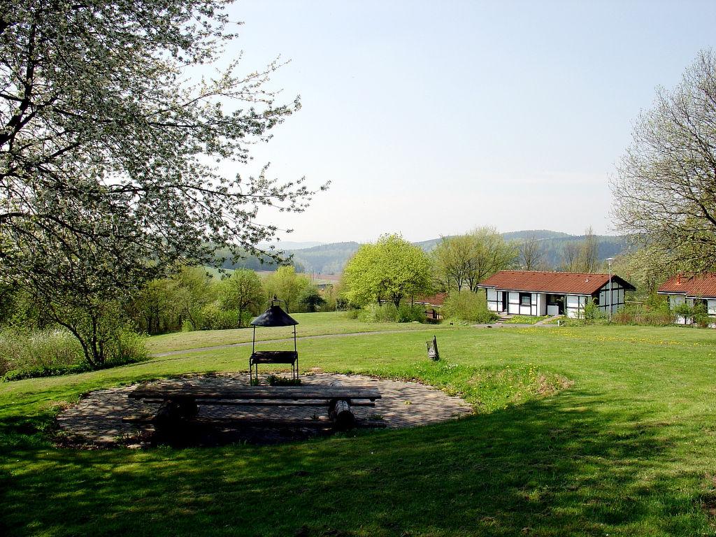 Ferienhaus Ferienpark Ronshausen (ROH120) (113589), Ronshausen, Nordhessen, Hessen, Deutschland, Bild 10
