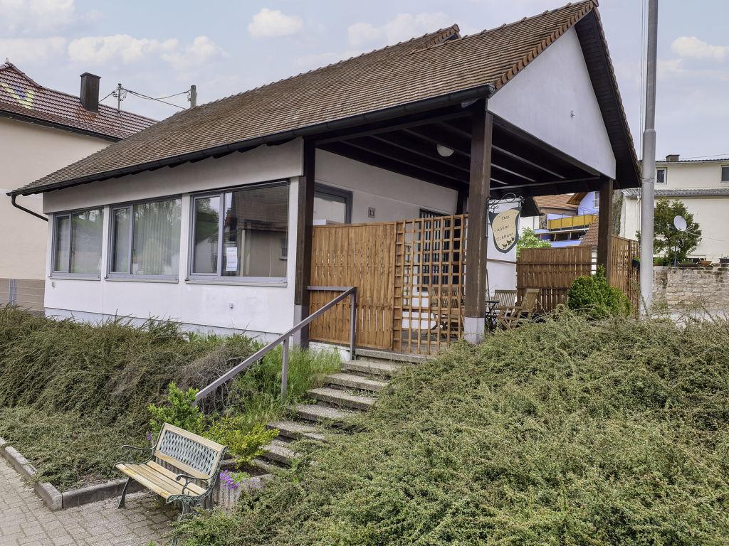 Ferienhaus Kleines Eckhaus Ferienhaus  Rheinland Pfalz
