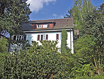 Bad Wildbad - Maison de vacances Charlottes Forsthaus