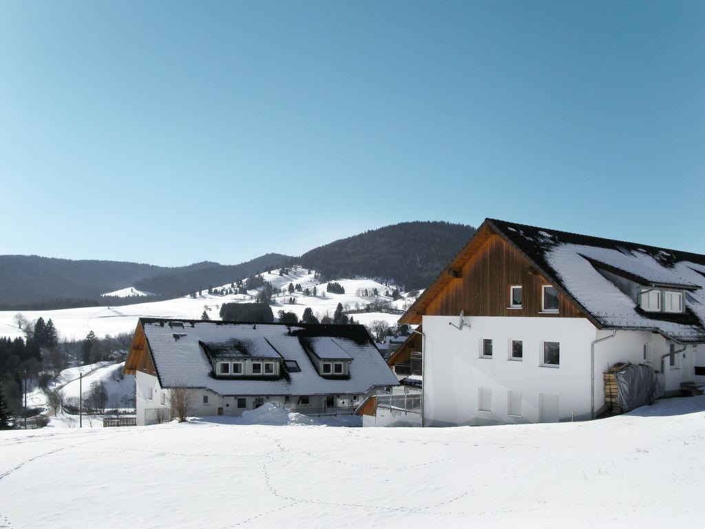 Ferienwohnung Schwarzwaldblick (BEU353)
