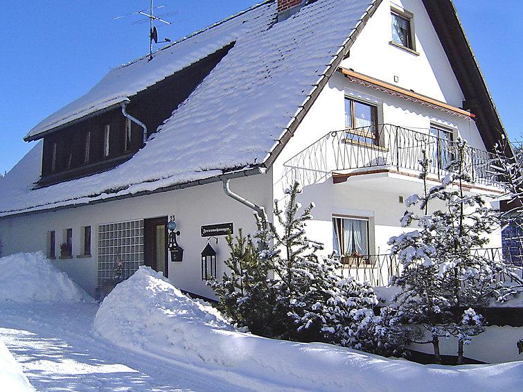 Appartamento di vacanza Scherzinger animali ammessi und con balcone