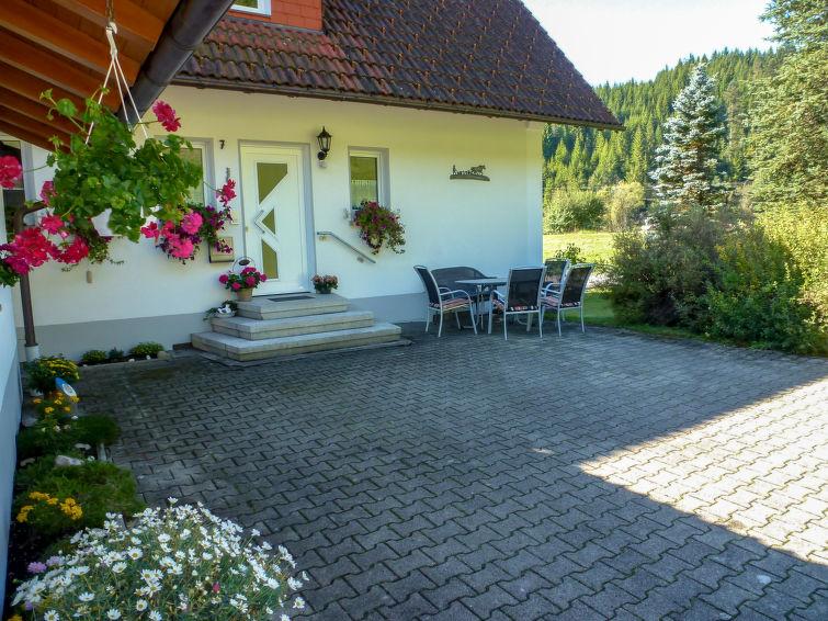 Fischer in Eisenbach - Zwarte woud, Duitsland foto 936322
