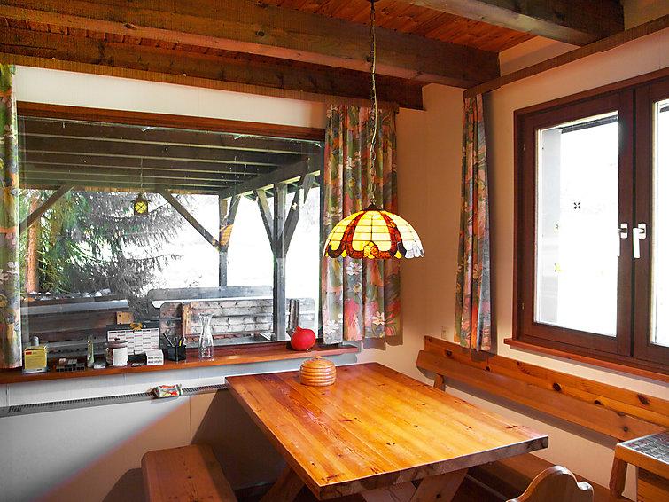 Ruime vrijstaande 8 persoons vakantiewoning Grossmoos met sauna in het Zwarte Woud, Duitsland (I-141)