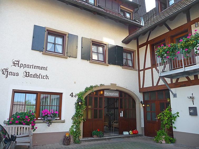 Appartement (4p) Badblick met wellness in het Zwarte Woud, Duitsland (I-146)